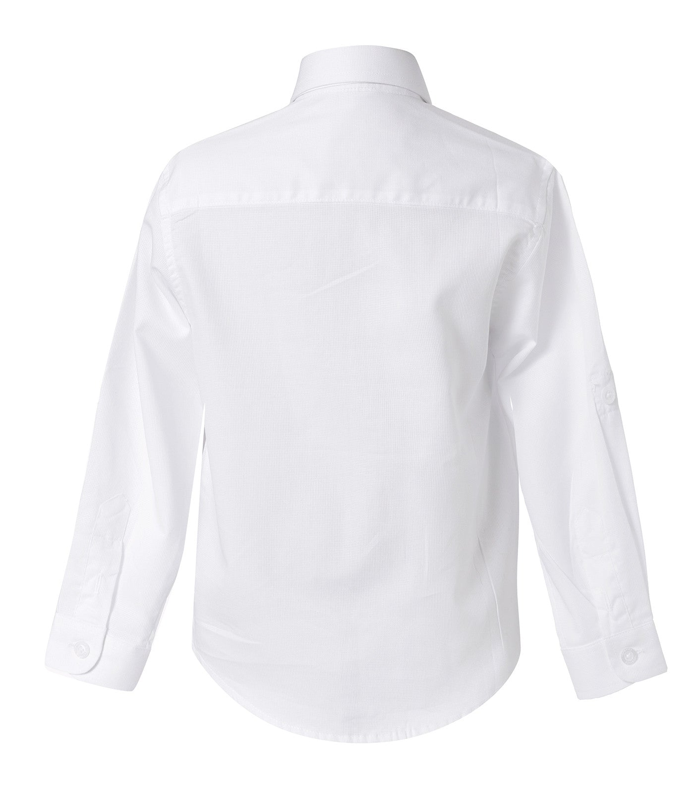 Shirt in white for boys