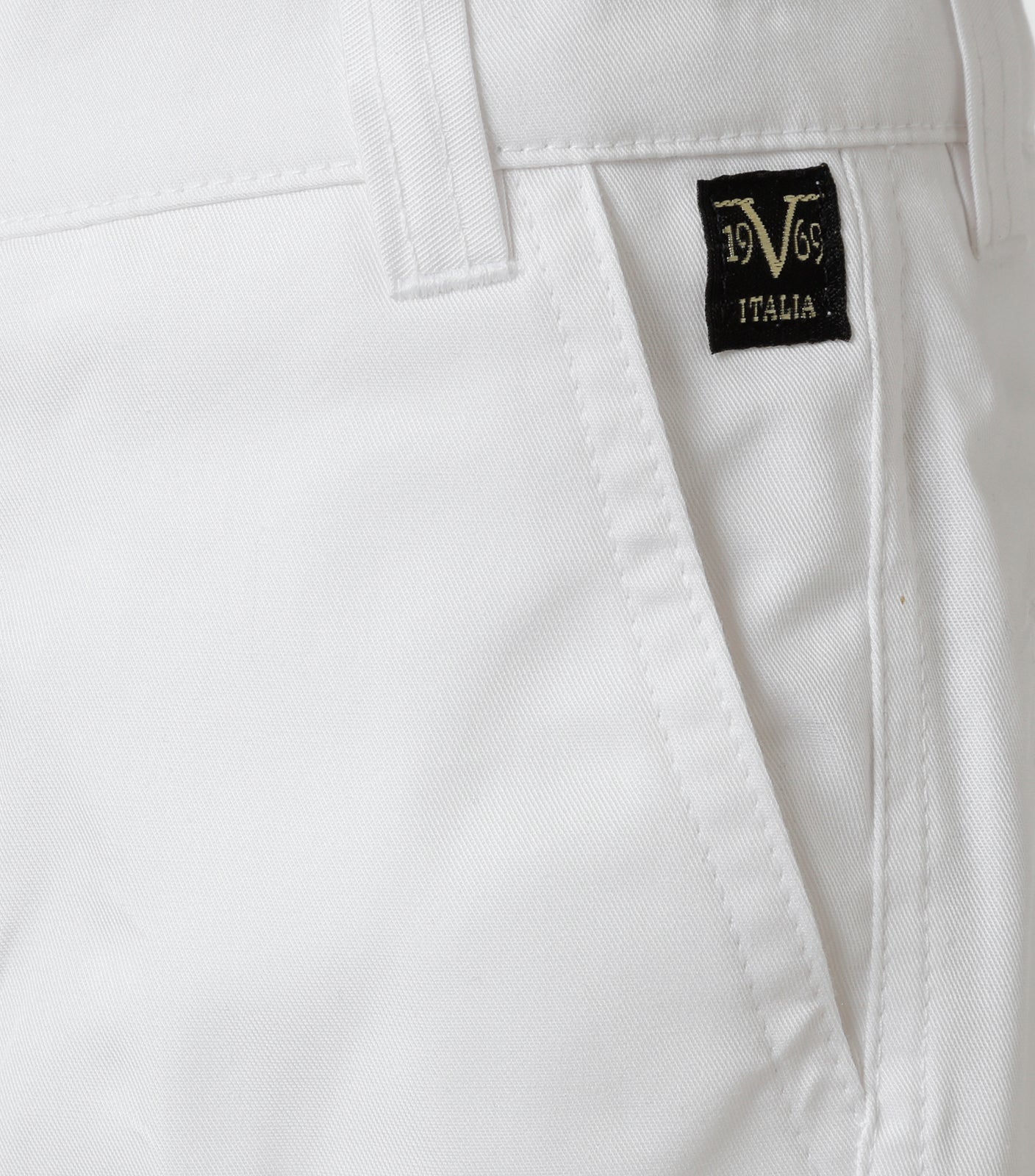 Boys V19.69 White Elegant Pants