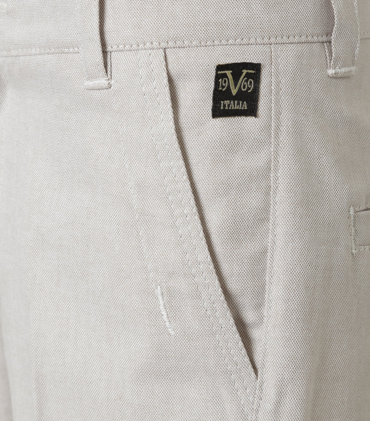 Pants in Light Beige
