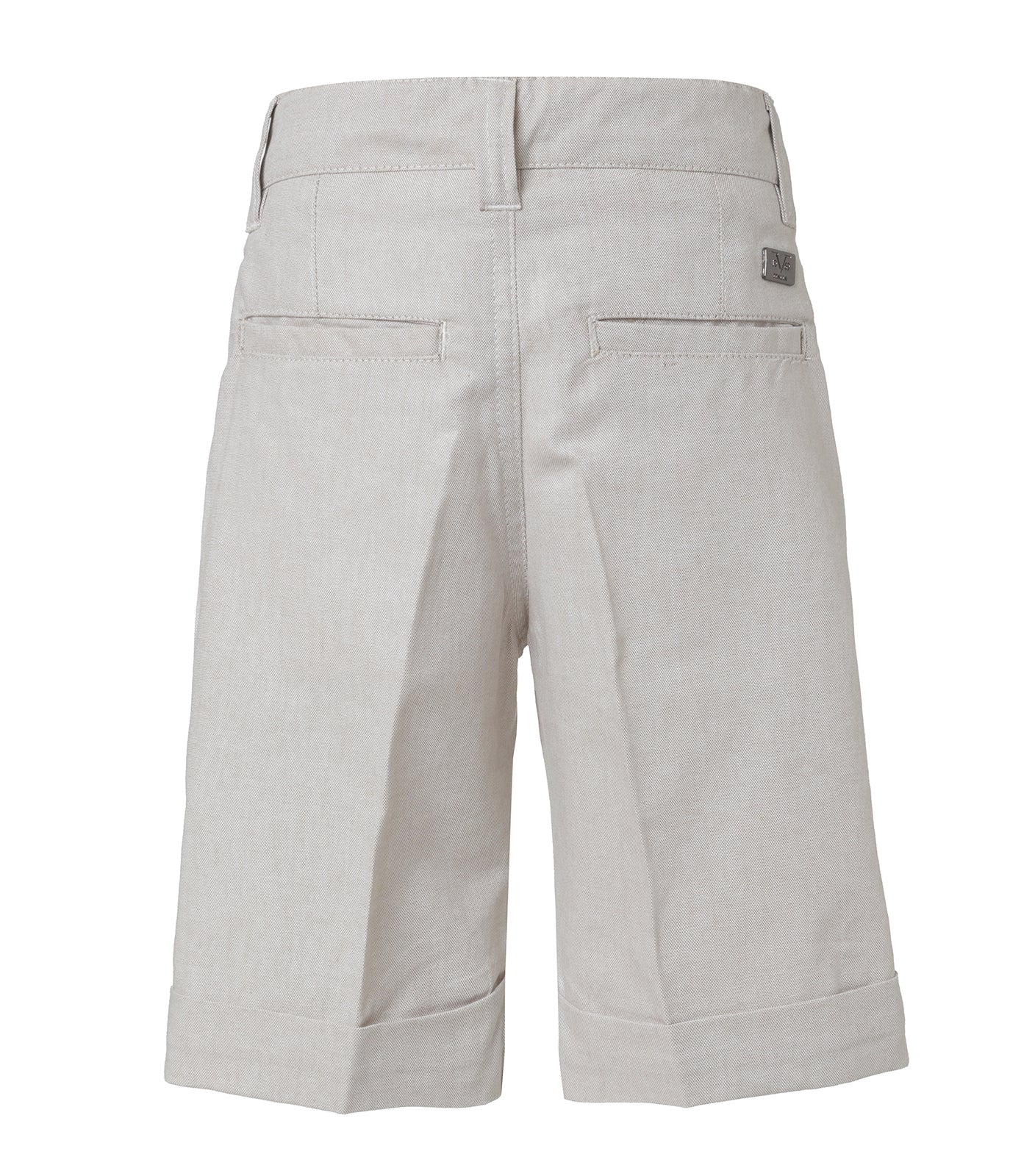 Boys V19.69 Bermuda in Light Beige