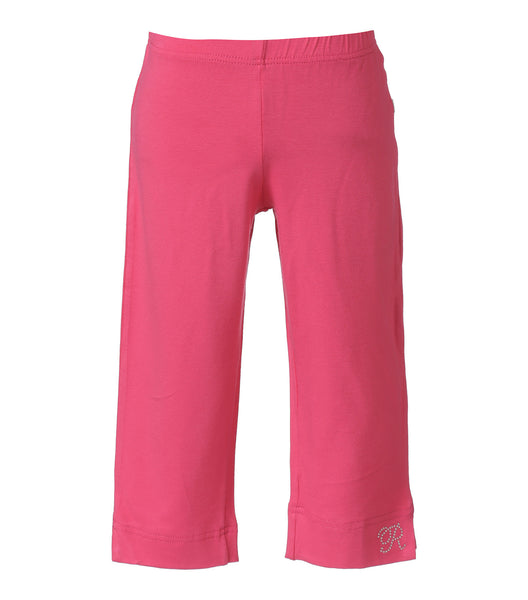 Girl Leggings in pink colour