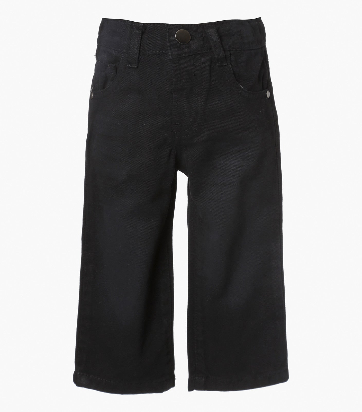 Baby Boy Stylish Black Jeans