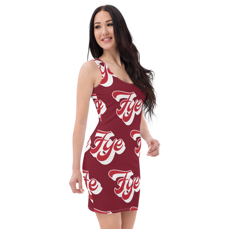 Fye Fitted Tank Dress