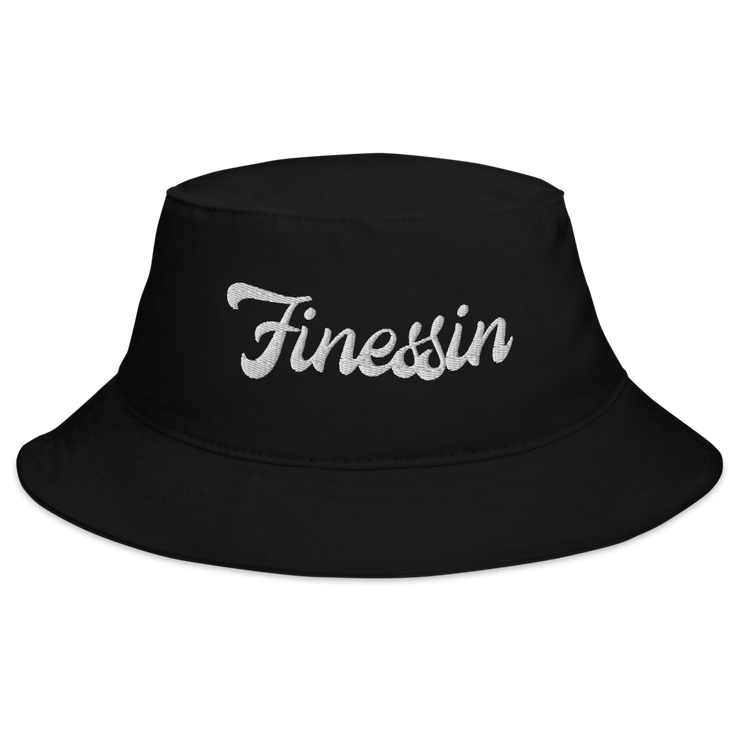 Finessin Bucket Hat