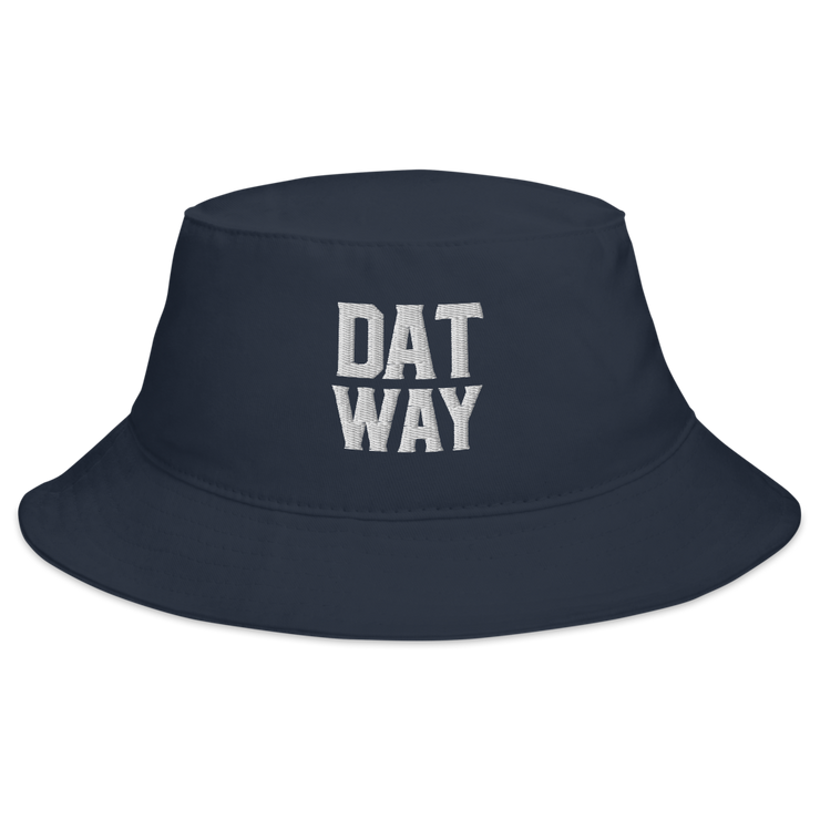 Dat Way Bucket Hat