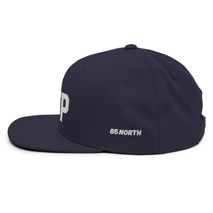 Outside The Perimeter Snapback Hat