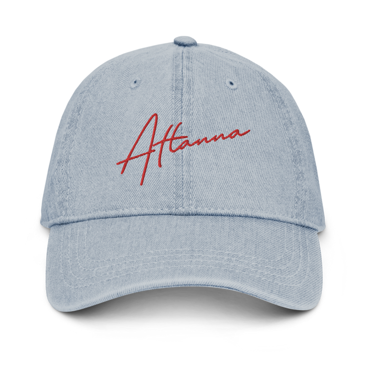 Atlanna Denim Hat