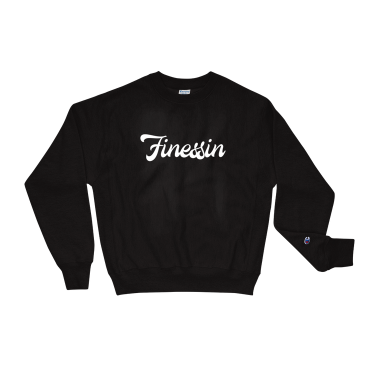 Finessin Champion Sweatshirt