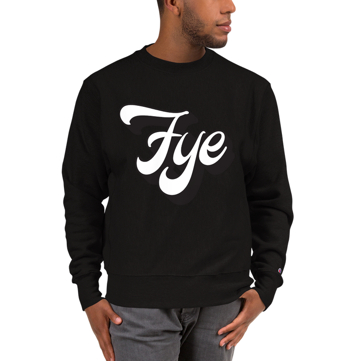 Fye Champion Sweatshirt