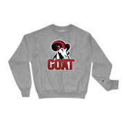 GOAT Champion Sweatshirt