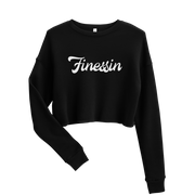 Finessin Crop Sweatshirt