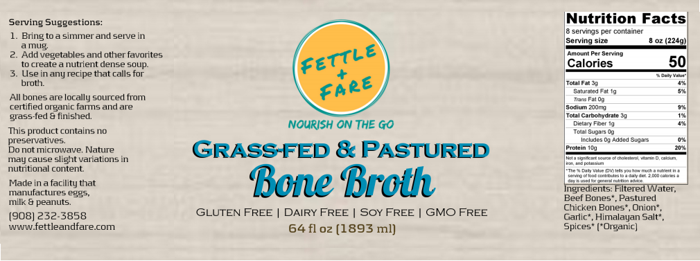Bone Broth Jug Packages