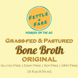 Bone Broth Jugs + Refills
