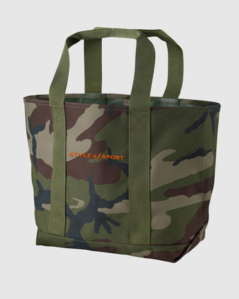 STYLE OF SPORT Camo Tote