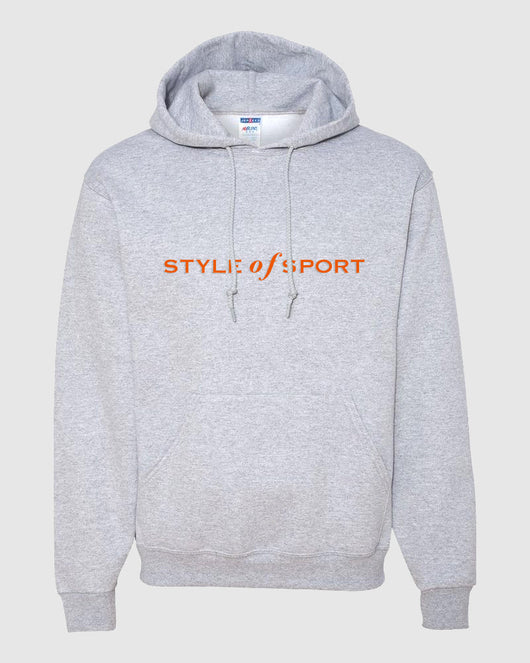 STYLE OF SPORT Gray Hoodie