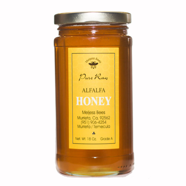 Alfalfa Honey