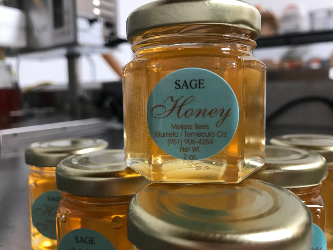 2 oz Sage Honey