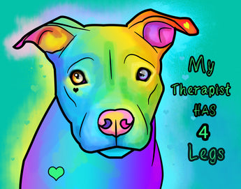 My Therapist Has 4 Legs