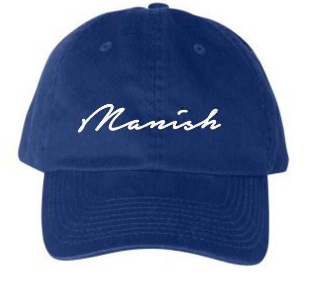 Manish: Dad Hat