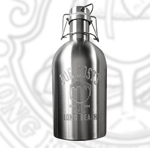 Joe Jost's Aluminum Growler