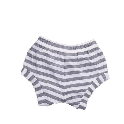 Isaac Striped Cotton Diaper Covers - Various Colors