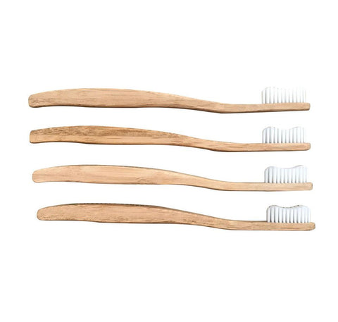 Eco-Friendly Bamboo Toothbrushes