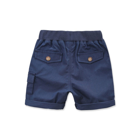 Timothy Navy Cargo Shorts