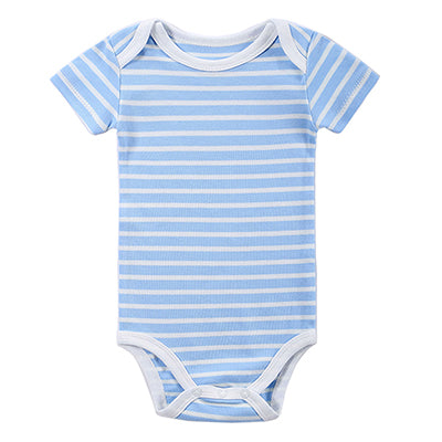 Motherland Striped Summer Onesies - Various Colors