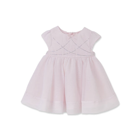 Rachael Mini Crystal Pink Summer Dress