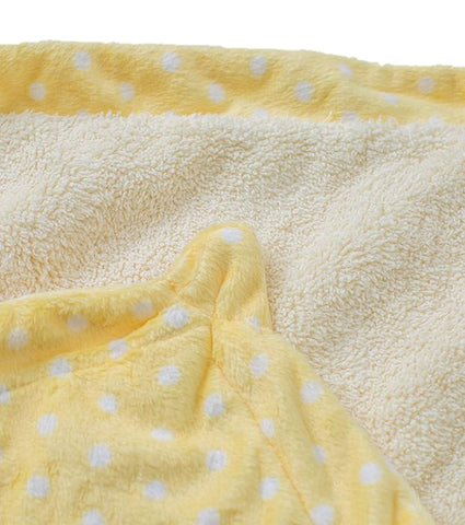 Sweet Baby Animal Lovey Blankets - Various Colors
