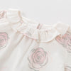 Image of Nora Pink Rose Top