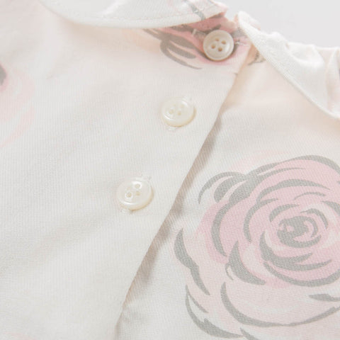 Nora Pink Rose Top
