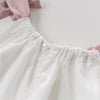 Image of Eleanor Sleeveless Pink Tie Summer Dress