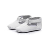 Image of Lacie Genuine Leather T-Strap Soft Sole Shoes - Various Colors
