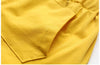 Image of Oscar Cotton Summer Shorts - Various Colors
