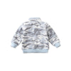 Image of Noah Blue Camouflage Jacket