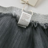 Image of Lillian Grey + Silver Tutu Pants
