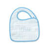 Image of Cotton Muslin Drool Bibs - Various Colors