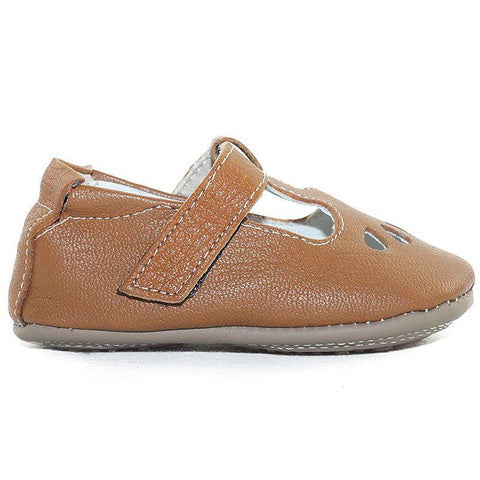 Madison Genuine Leather Soft Sole First Walkers - Various Colors