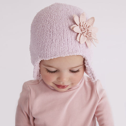 Savannah Flower Winter Hat - Various Colors