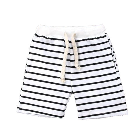 Ryan Striped Summer Shorts - Various Colors