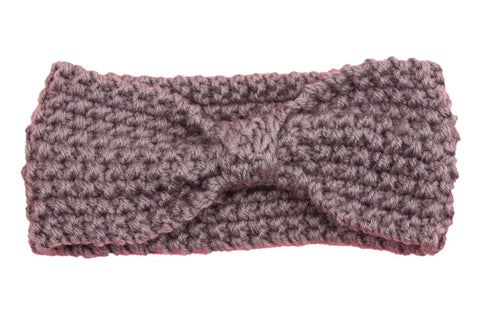 Aribella Crochet Knot Headband - Various Colors