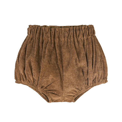 Bethany Corduroy Bloomers - Brown