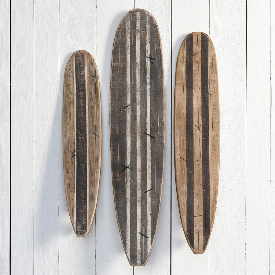 HARPOON SURFBOARDS, set of 3