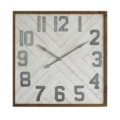 LA VILLA WALL CLOCK
