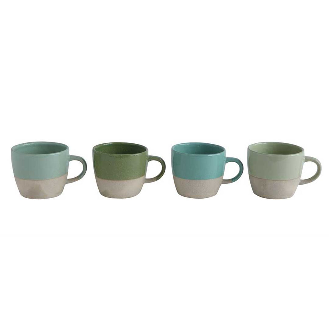 MORNING TIDE MUG -Set of 4