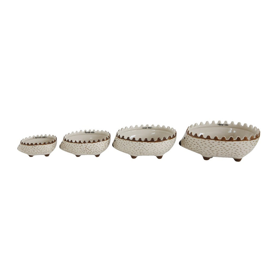 Hedgehog Measuring Cups