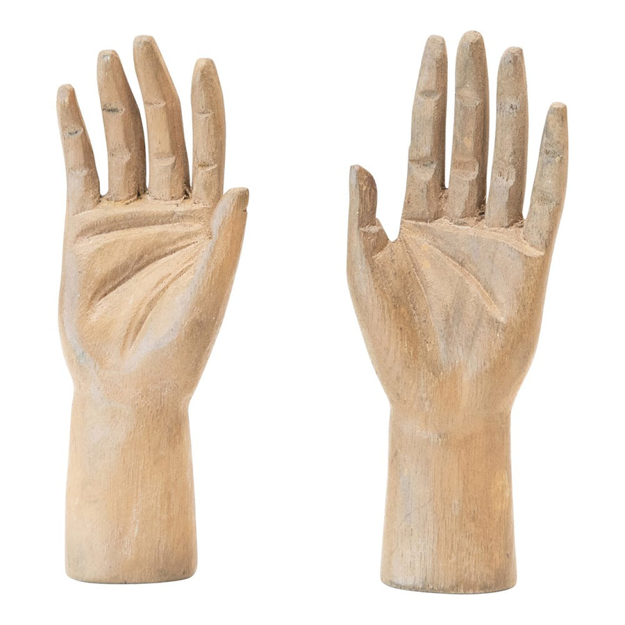 Figurative Study Hands Sculpture