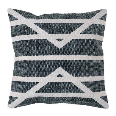 25TH STREET BLOCK PILLOW, set of 2