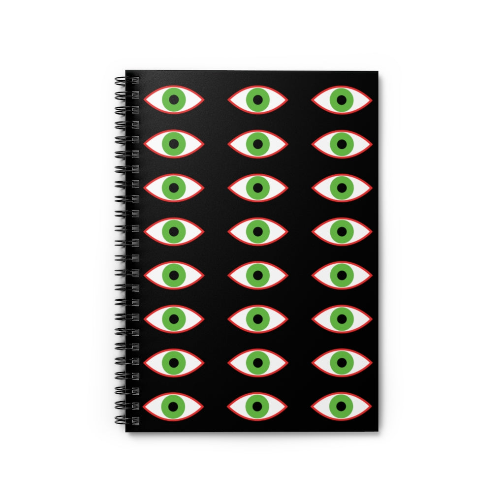 MYSTIC EYE JOURNAL